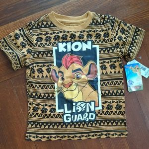 Disney Kion Lion Guard Lion King t-shirt NWT 2T